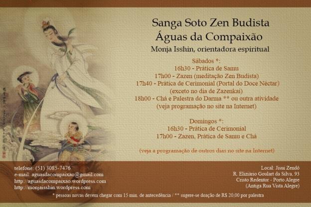 Sanga Águas da Compaixão - Jisui Zendô