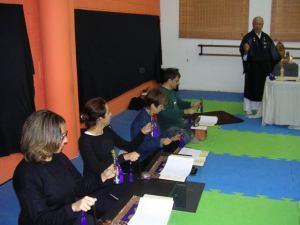 Oficina com Professor-Mestre do Japão, Yasuda Sensei, Junho 2008