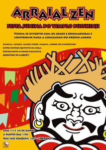 Busshinji-arraialzen-cartaz2009