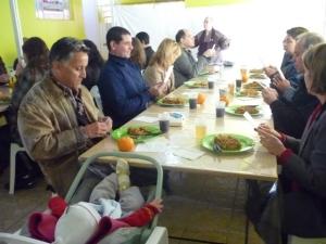 Almoço CozinhaZen, 26 junho 2011