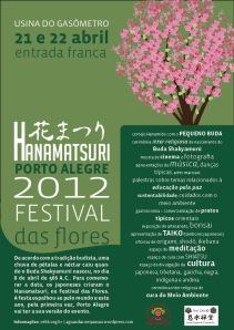 Hanamatsuri - Cartaz