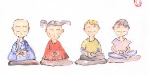 MeditatingFriends