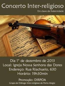 Concerto Inter-religioso2013