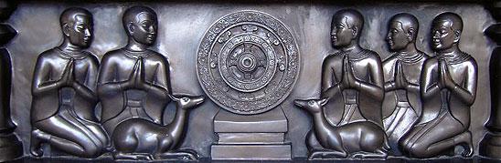 Five_disciples_at_Sarnath